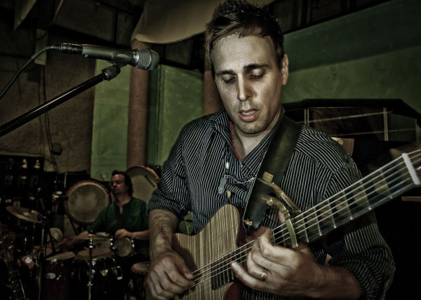 Kris DeLorenzi - Waking The Sound