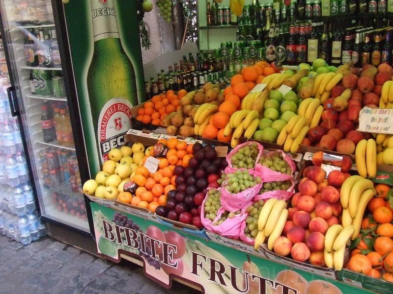 Le frutte