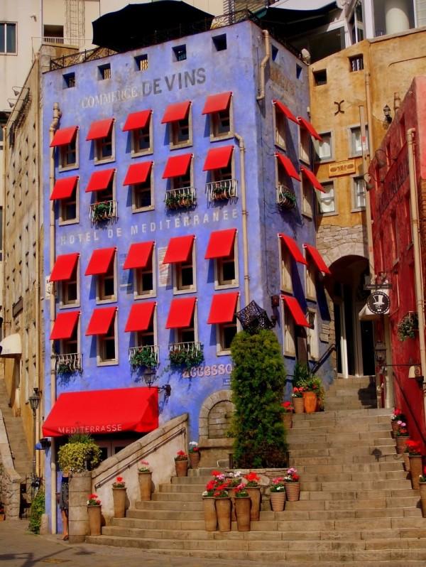 Hotel de mediterranee