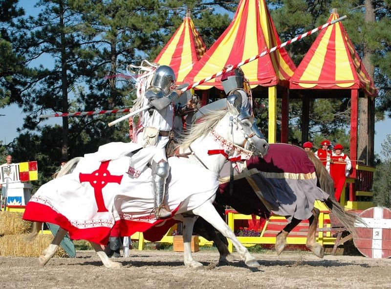 Knights Joust