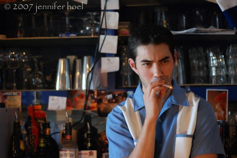 my favorite bartender