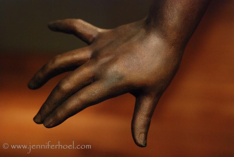 eve's hand