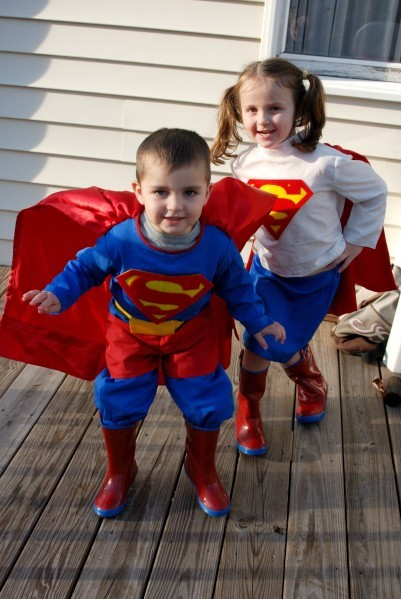 superkids to the rescue