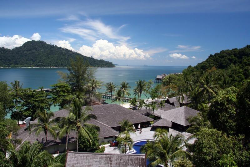 Pangkor Laut Spa Village & Resort, Malaysia