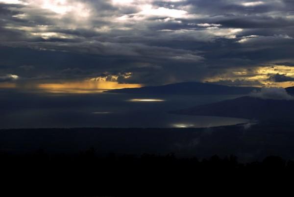 Haleakala - on our way up