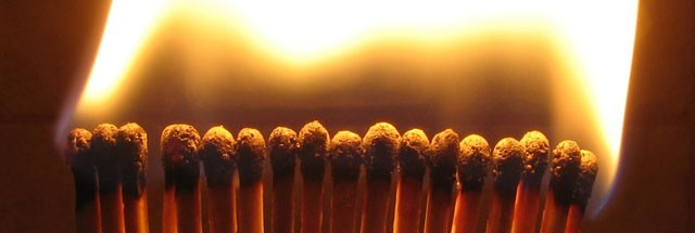 Wasting Time With Matches