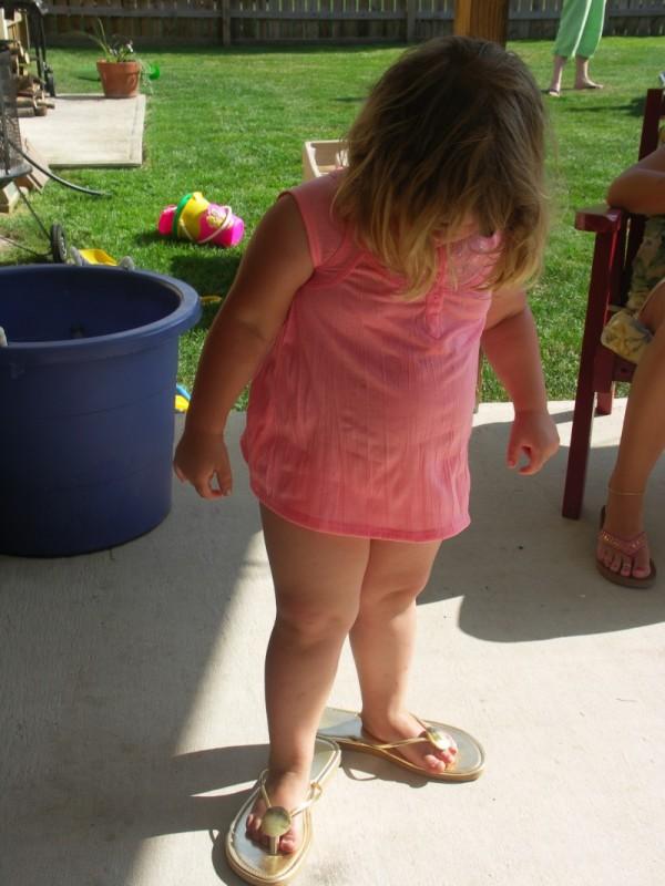 Sara's Shoes