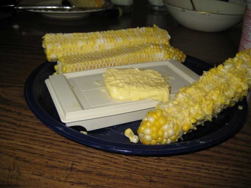 Buttering the Corn