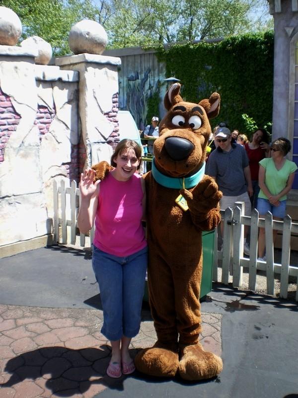 Sara & Scooby