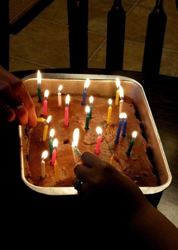 Ummm...Cake