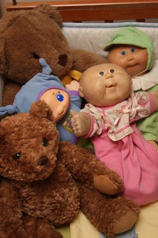 Current Crib Inhabitants