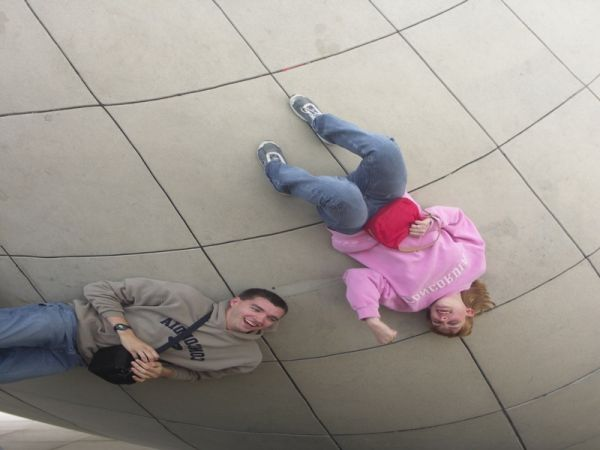 Beneath the Bean