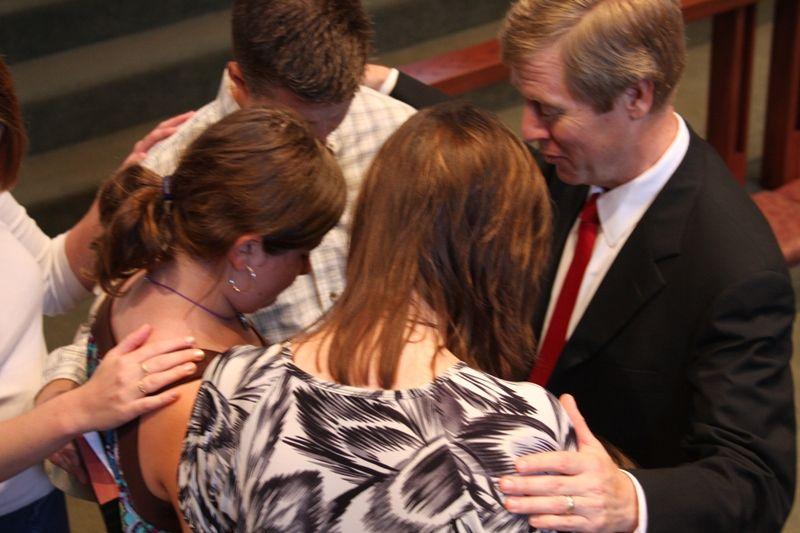 Parting Prayer