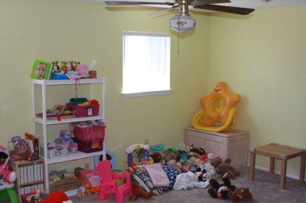 Moving: Playroom