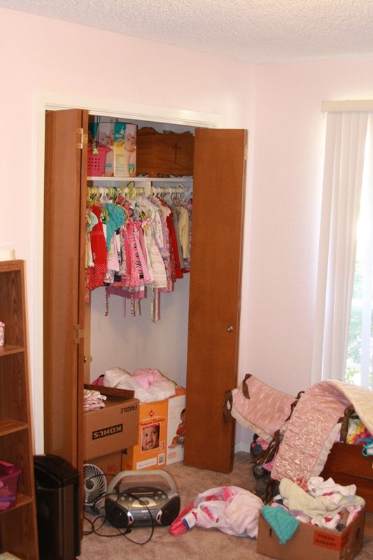 Moving: Bella's Room