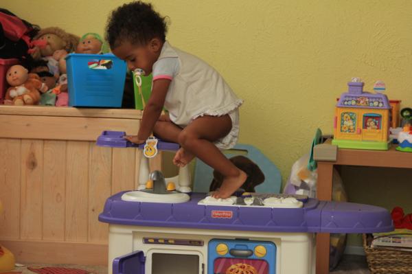 Kitchen Climber
