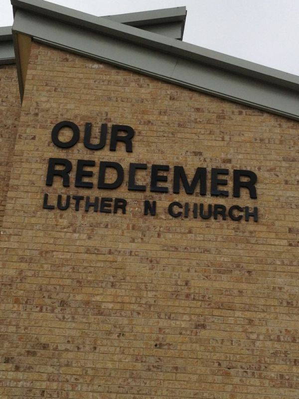 Luther N Church