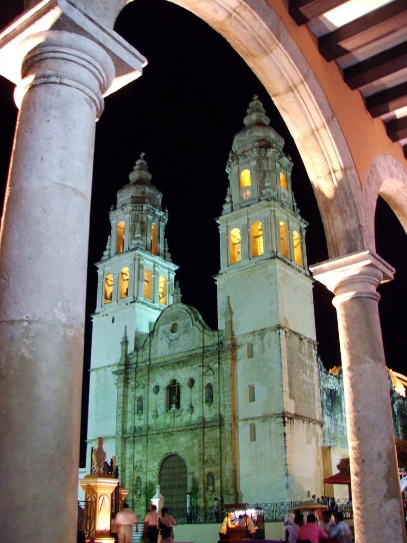 Portales Campeche