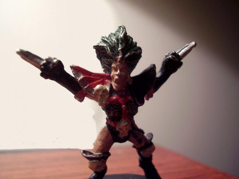 Blood Bowl Witch Elf