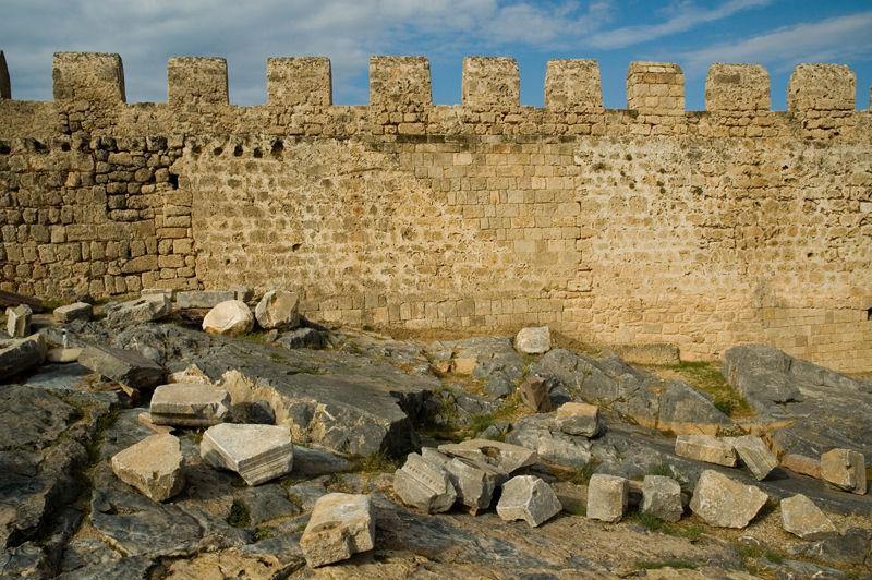 Walls and Remains