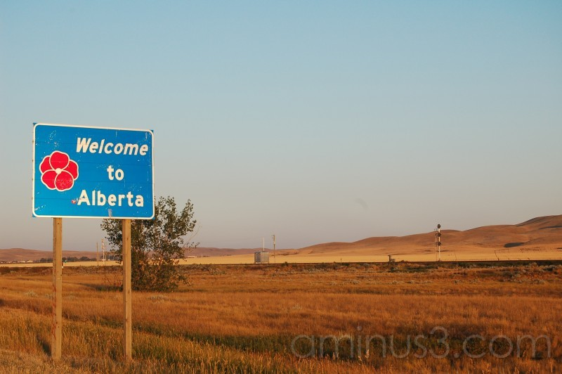 Welcome to Alberta