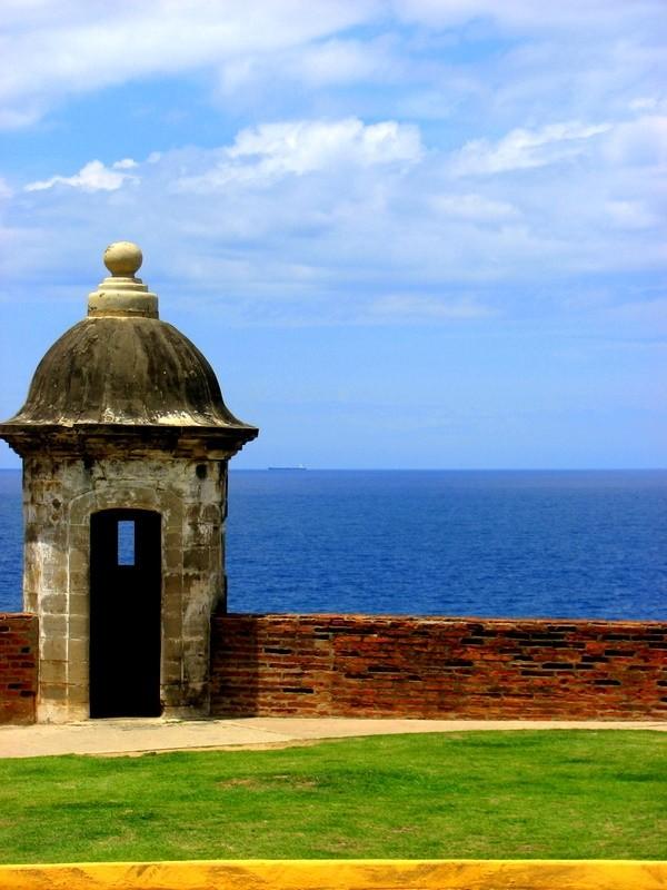 Fort at San Juan