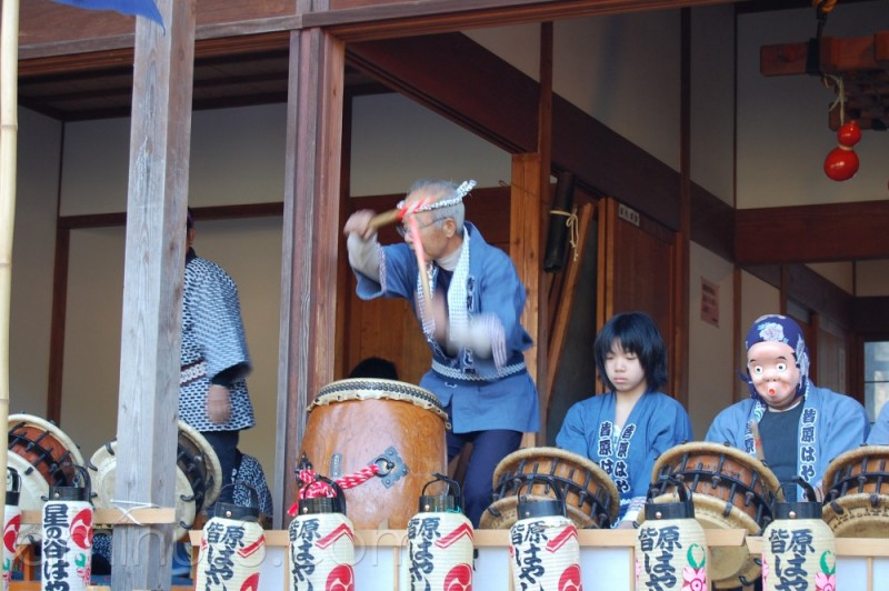Masters of a drum