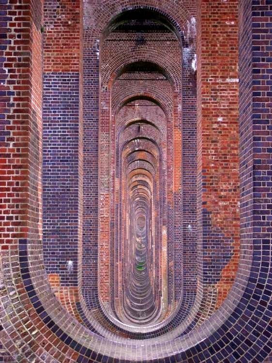 viaduct brickwork