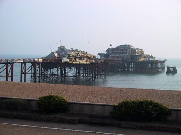 West Pier, Brighton 2003