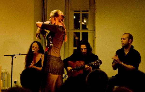flamenco på Dulcinefestivalen 2