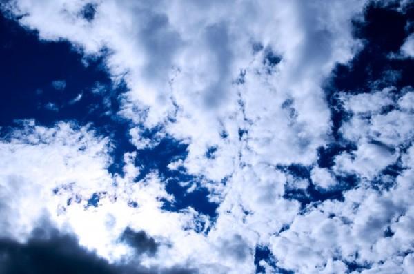 esos cielos...