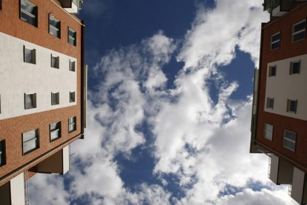 alza la mirada - höj blicken - look up