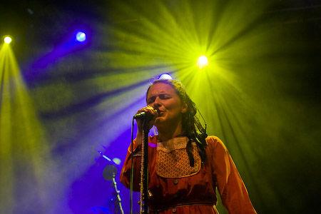 Emiliana Torrini at Stockholm Jazz Festival