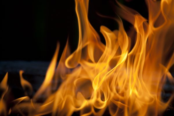 fire, eld