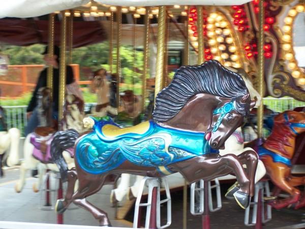 Carousel Horse 4