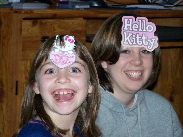 Hello Kitty Twins