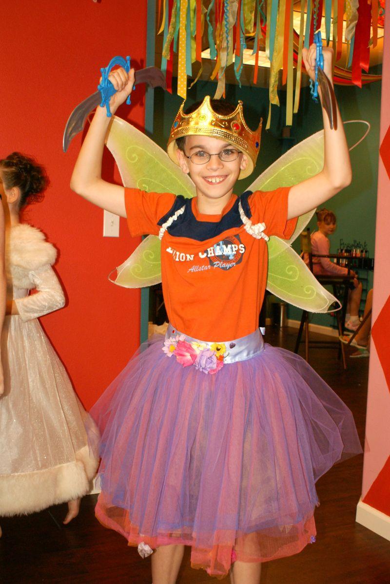 brandyn the fairy boy