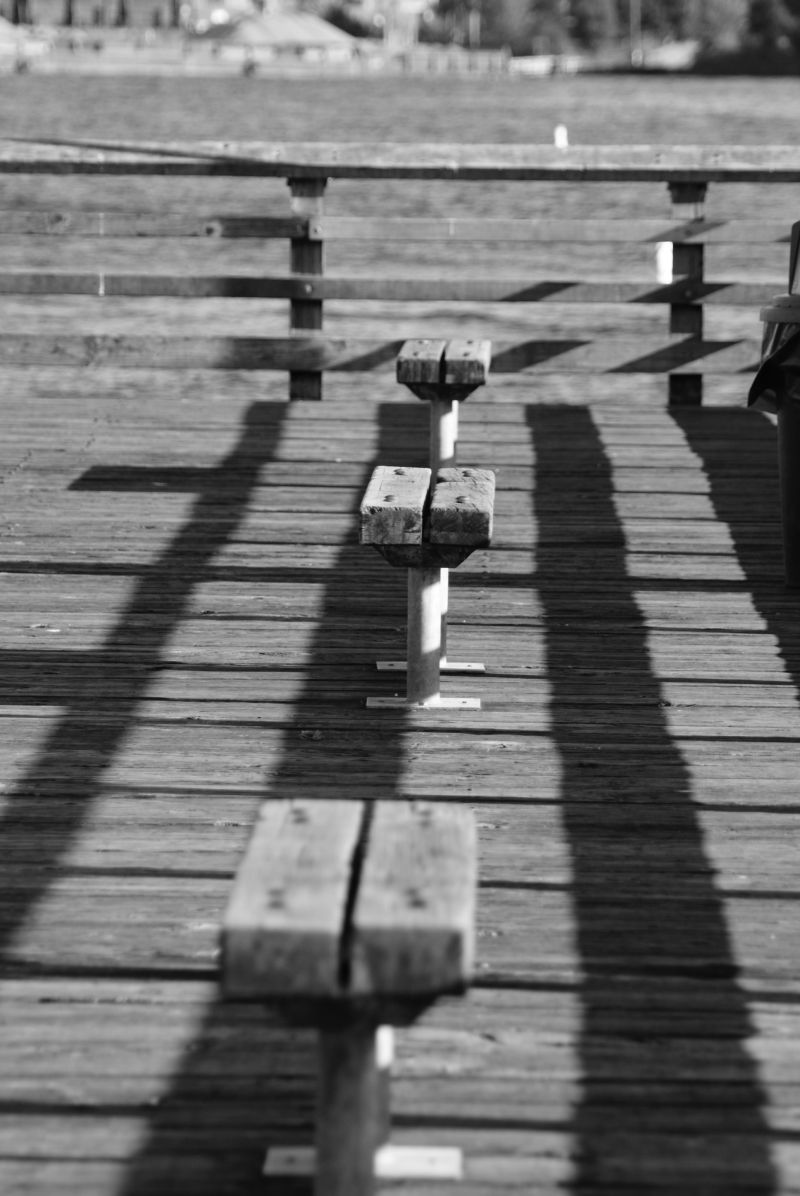 Dock seating