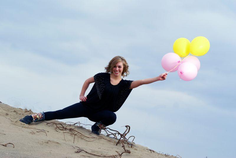 Arielle balloons 2