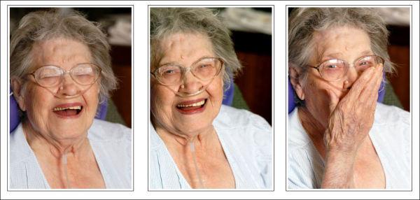 grandma giggles