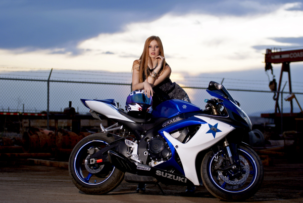 lexi - motorcycle