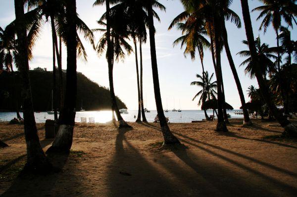 Marigot Bay Beach