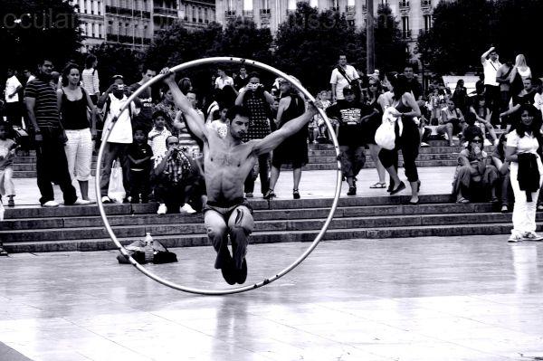 Giant Hoola Hoop