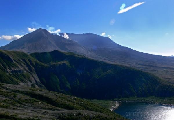 Mount Saint Helens, Washington, State,USA