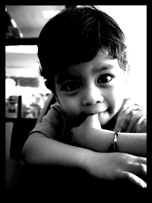 my friend's son, rizz