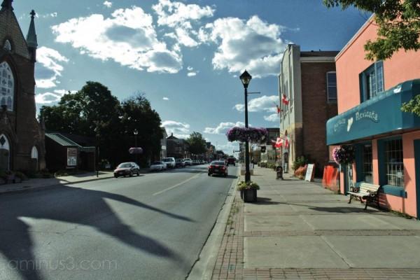 Street in Streetsville