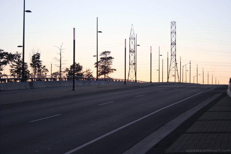Dusking Bridge