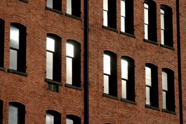 Brick Building in Seattle