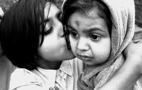 kiss, India
