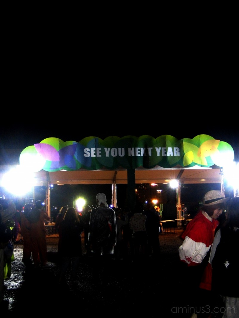 Fujirock festival